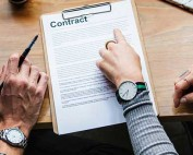 Prüfung Arbeitsvertrag