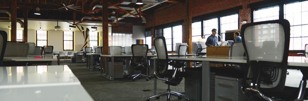 Firmenbüro