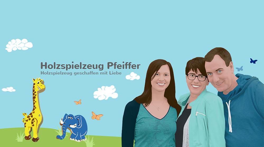 Team Holzspielzeug Pfeiffer