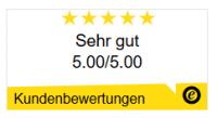 TrustedShop Bewertung